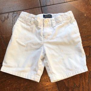 Boys 3T Polo Shorts